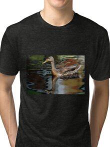 Mallard Moment Tri-blend T-Shirt