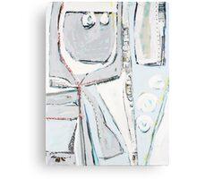 green lane grey Canvas Print