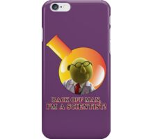 Dr. Bunsen Honeydew. iPhone Case/Skin