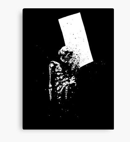 Dark Room #1 Canvas Print