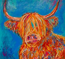 'Cows Glorious Cows' by Tracey Mackie - Art by TraceyMackieArt