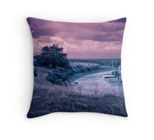 Deep Creek Throw Pillow