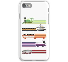 Transit System iPhone Case/Skin