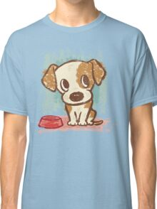 Sitting puppy Classic T-Shirt
