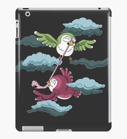 The eternal struggle iPad Case/Skin