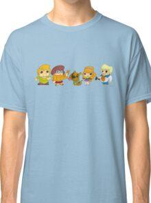 Scooby Doo Gang Classic T-Shirt