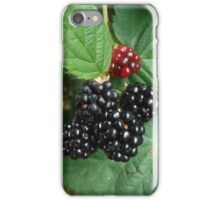 Berry Nice to Met You iPhone Case/Skin