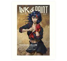 Ink & Paint 1: KLK Art Print