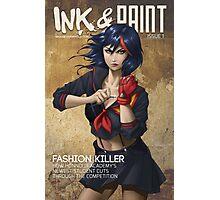 Ink & Paint 1: KLK Photographic Print
