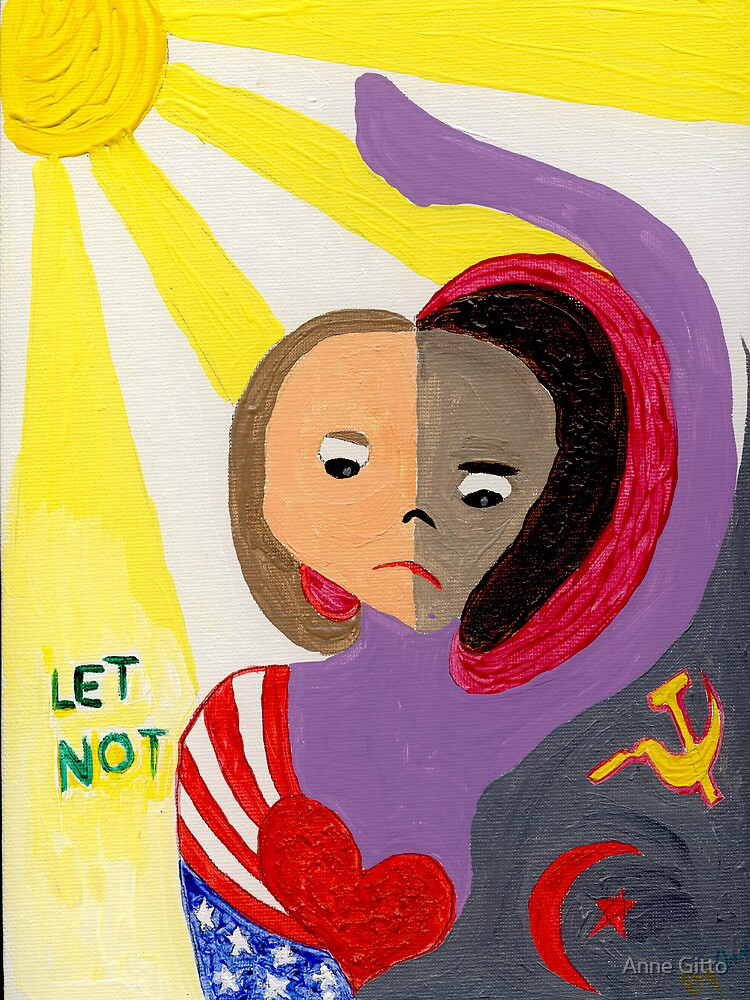 Let Not by Anne Gitto