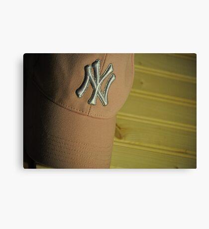 NY Yankees Fan Canvas Print