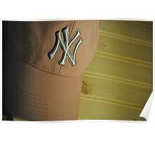 NY Yankees Fan Poster