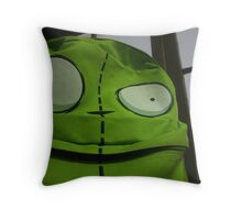 Gir Throw Pillow