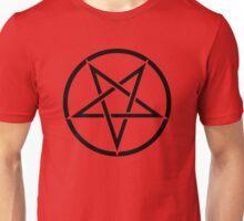 Satanic Pentagram Unisex T-Shirt