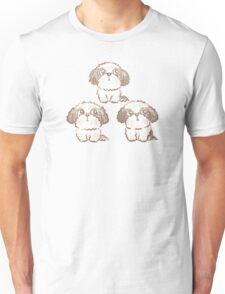 Three Shih Tzu T-Shirt