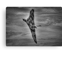 Avro Vulcan XH558 Canvas Print