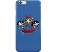 Avalanche Girls iPhone Case/Skin