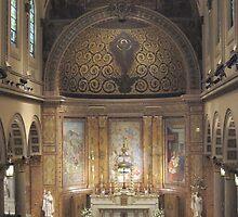 Church of St. Ignatius Loyola, NYC, N.Y. by Patricia127