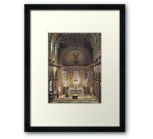 Church of St. Ignatius Loyola, NYC, N.Y. Framed Print