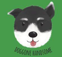 Doggone Handsome Baby Tee