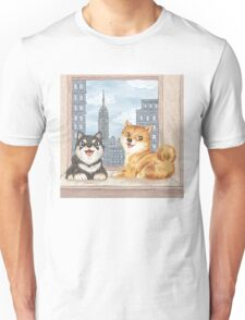 Shiba in NY T-Shirt