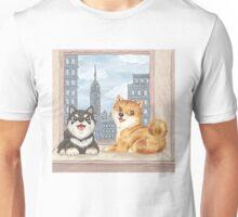 Shiba in NY Unisex T-Shirt