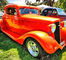 Hot Rod5 by Kat36