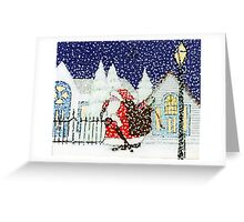 Night Before Christmas Greeting Card