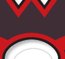 Team Magma Sticker