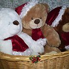 Teddies - Christmas 2009, need a new home by EdsMum