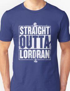 Straight Outta Lordran Unisex T-Shirt