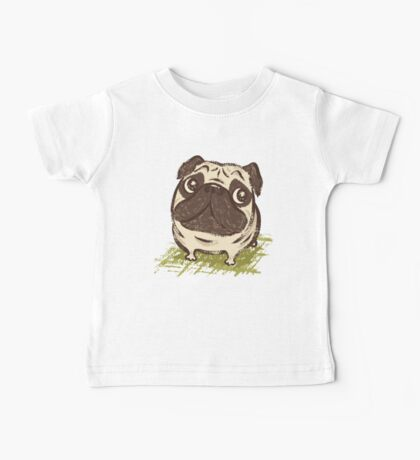 Pug puppy Kids Clothes