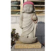 baby buddha Photographic Print