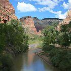 Virgin River by Allen Gaydos