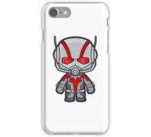 Ant man - white iPhone Case/Skin