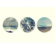 Coastal Photographic Print