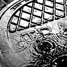 Sewer cover by Scott Bosworth