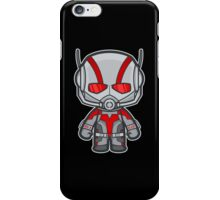 Ant man - black iPhone Case/Skin