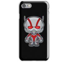 Ant man - black iPhone Case/Skin