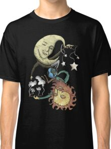 The Moon and the Sun Classic T-Shirt