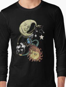 The Moon and the Sun Long Sleeve T-Shirt