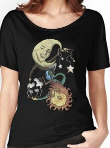 The Moon and the Sun Women's Relaxed Fit T-Shirt
