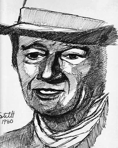 Cowboy Movies by Jerry  Stith