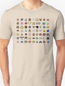 Pixel Smash Bros! T-Shirt