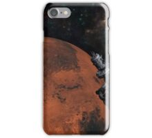 Mars Station Prime iPhone Case/Skin