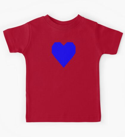 Blue or Primary Blue Kids Tee