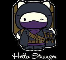 Hello Stranger by amandaflagg