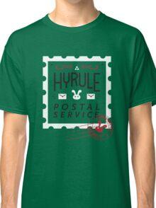 Hyrule Postal Service Classic T-Shirt