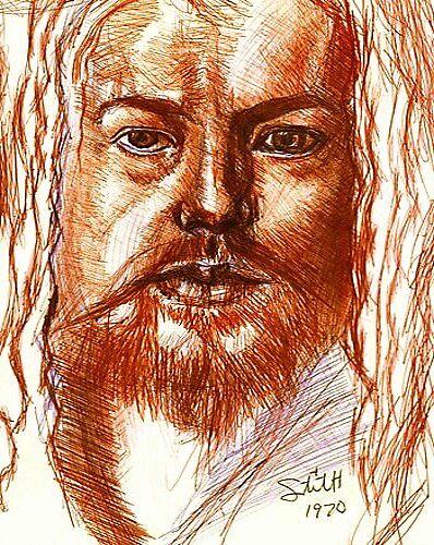 Albert the Artist by Jerry  Stith
