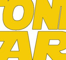 Stoned Wars Sticker